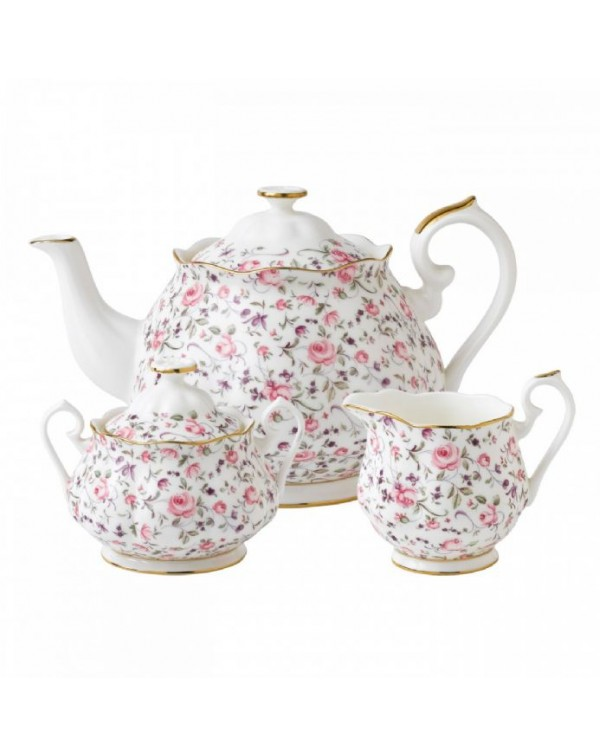 (OUT OF STOCK) ROYAL ALBERT ROSE CONFETTI IN GIFT ...